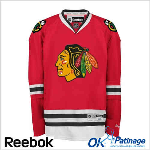 Maillot NHL Chicago-0002