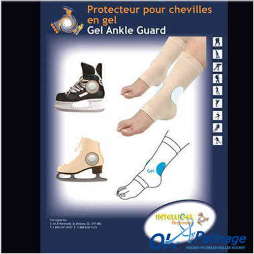 Protection gel malleoles