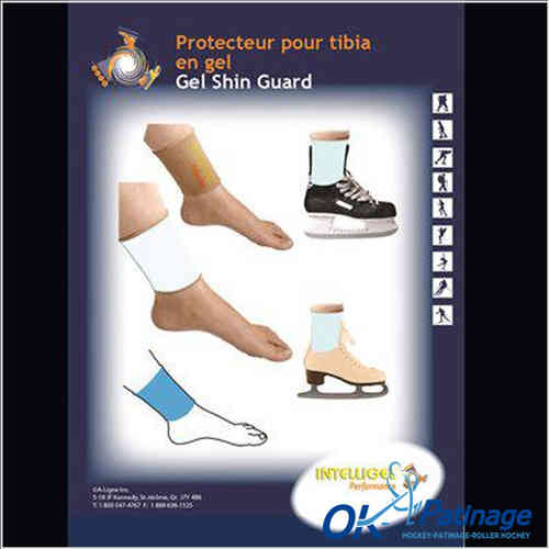 Protection gel Tibia (Shinguard)