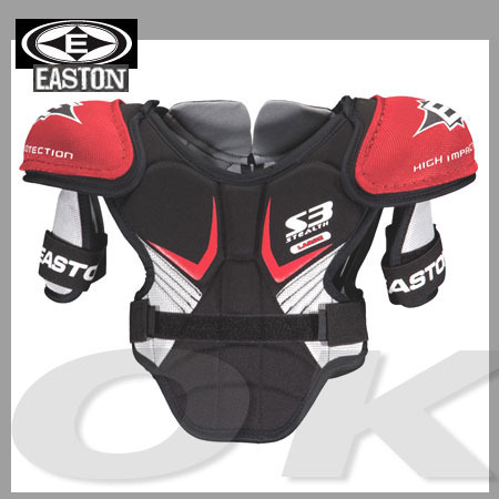 Easton Epaulière Stealth S1 Enfant-0001