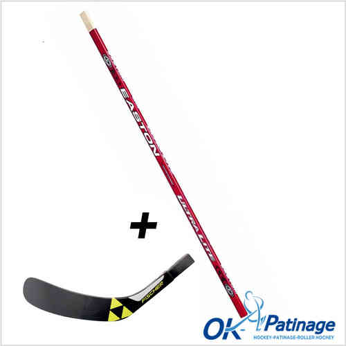 Easton manche Ultralite Junior + palette Easton Synergy ABS