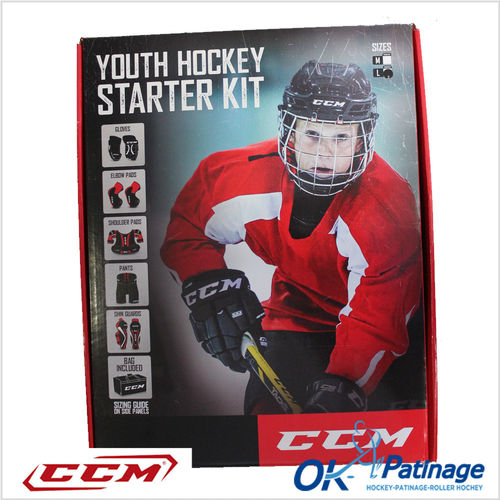 CCM kit de protection Enfant Ovechkin-0003