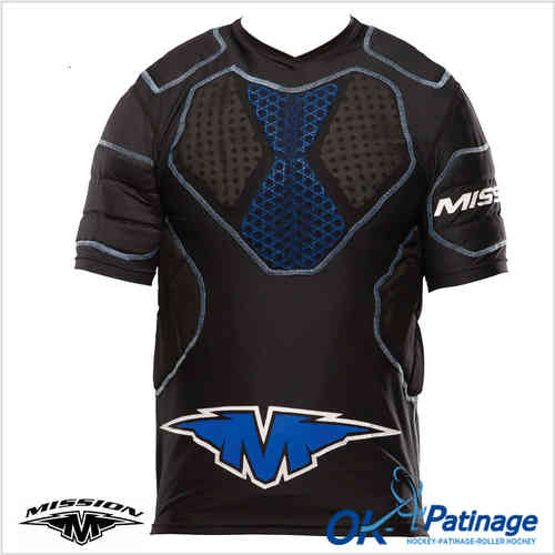 Mission T Shirt Compression Elite-0006