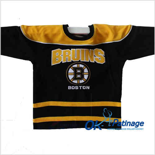 Mighty Mac maillot NHL Boston enfant-0003