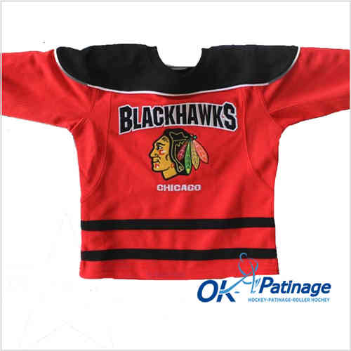 Mighty Mac maillot NHL Chicago  enfant-0002