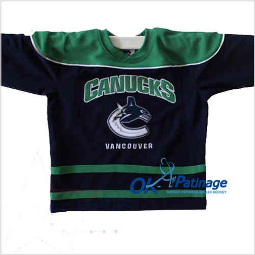 Mighty Mac maillot NHL Vancouver  enfant-0013