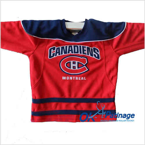 Mighty Mac maillot Montreal Enfant-0002