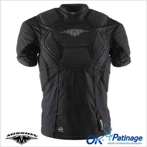 Mission T Shirt compression Elite 2015-0002