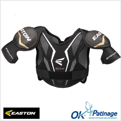 Easton Epaulière Stealt CX enfant-0003
