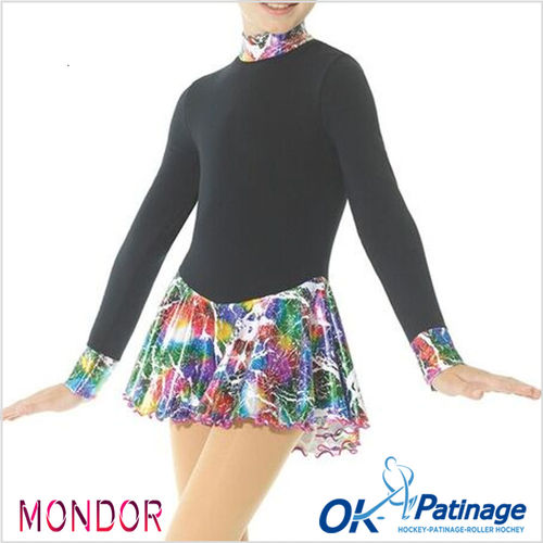 Mondor tunique 4413 Multi Metal