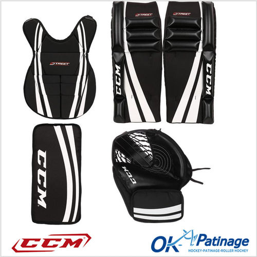 CCM kit gardien street hockey-0003