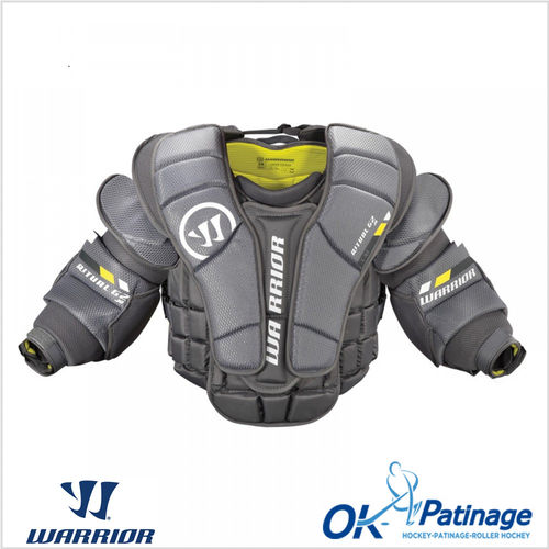 Warrior plastron Ritual G2 junior-0017