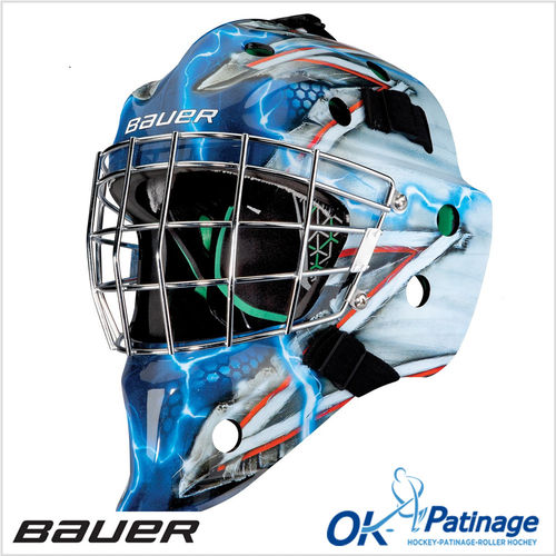 Bauer masque NME4 King NYR-0002