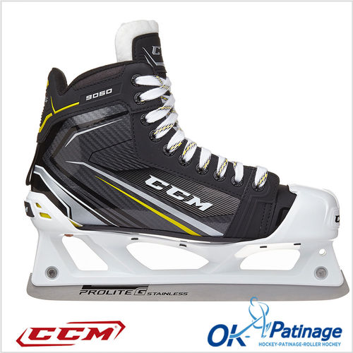 Ccm patin gardien Tacks 9060-0001