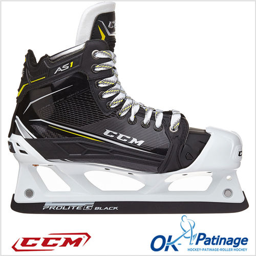 Ccm patin gardien Super Tacks AS1