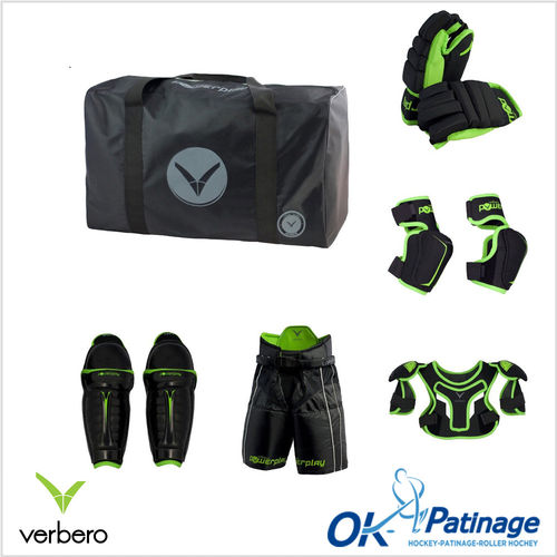Verbero Kit enfant Powerplay