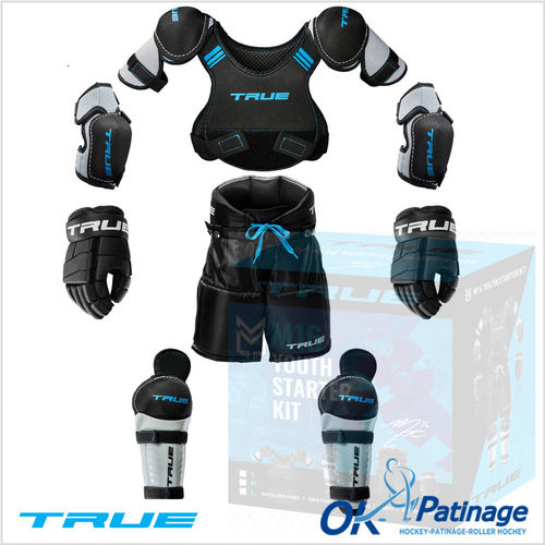 True kit de protections enfant  M16-0001