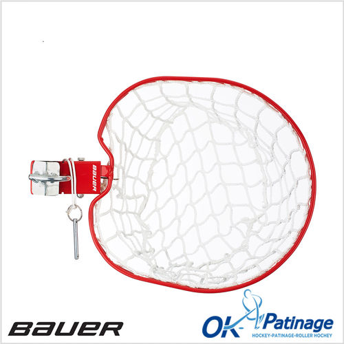Bauer cible coin de but