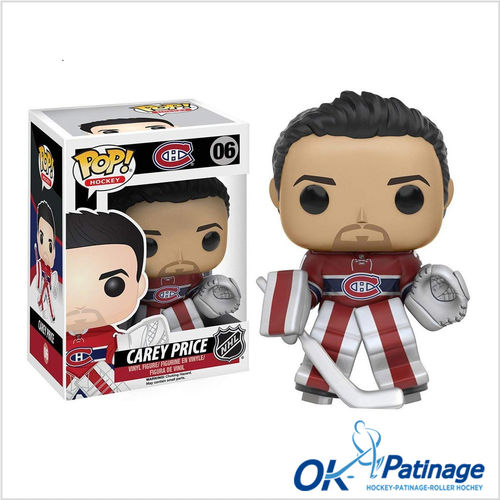 Figurine PoP NHL Carey Price