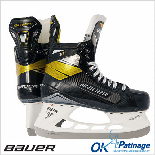 Bauer patin Supreme 3S junior-0004