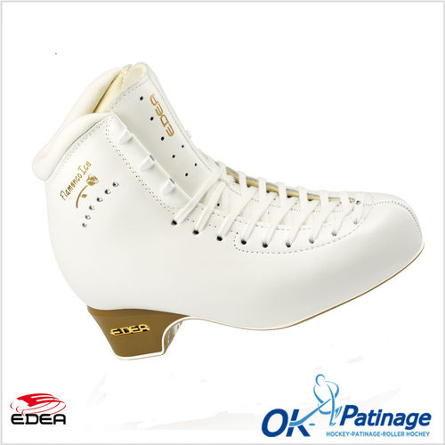 Edea patins Flamenco Ice New