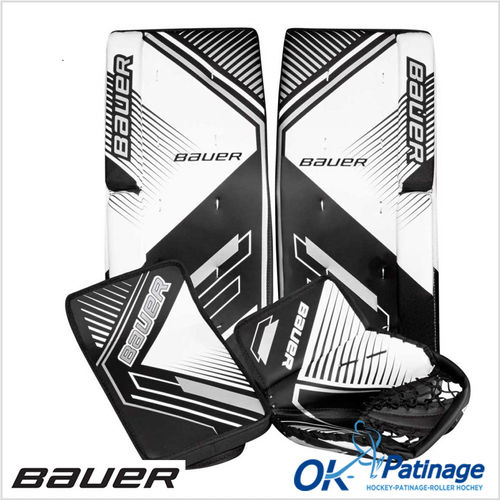 Bauer  kit gardien street hockey-0005
